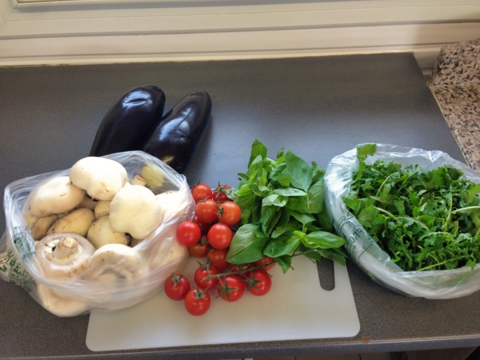 Légumes frais Mr Pizza 47